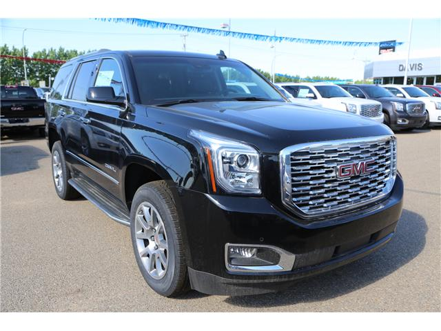 2018 GMC Yukon Denali (Stk: 159445) in Medicine Hat - Image 1 of 33