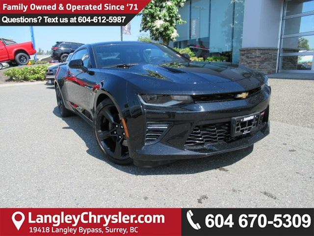 2016 Chevrolet Camaro 2SS (Stk: J101846A) in Surrey - Image 1 of 28