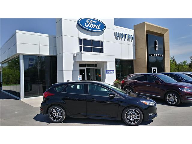 2018 Ford Focus SE (Stk: FO1004) in Bobcaygeon - Image 1 of 22