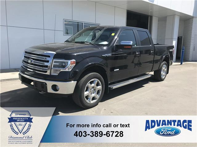 2013 Ford F-150 Lariat (Stk: 5202) in Calgary - Image 1 of 10