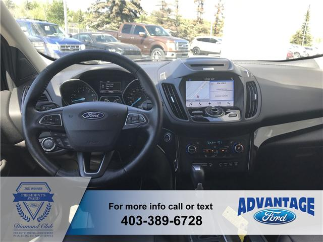 2017 Ford Escape Titanium (Stk: 5208A) in Calgary - Image 2 of 10