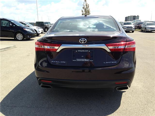 2015 Toyota Avalon  (Stk: 284112) in Calgary - Image 6 of 15