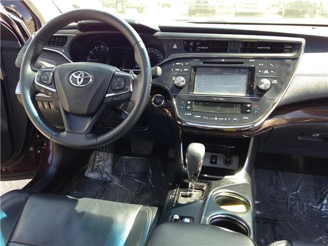 2015 Toyota Avalon  (Stk: 284112) in Calgary - Image 11 of 15