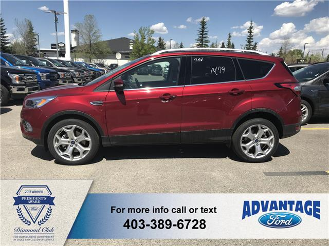 2018 Ford Escape Titanium (Stk: J-088) in Calgary - Image 2 of 6