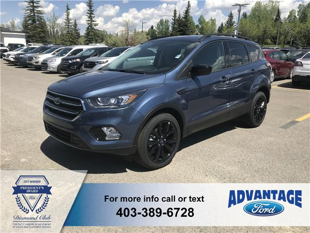 2018 Ford Escape SE (Stk: J-701) in Calgary - Image 1 of 5
