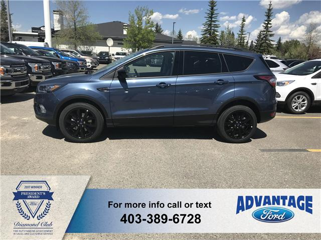 2018 Ford Escape SE (Stk: J-701) in Calgary - Image 2 of 5