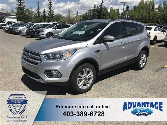 2018 Ford Escape SEL (Stk: J-745) in Calgary - Image 1 of 5