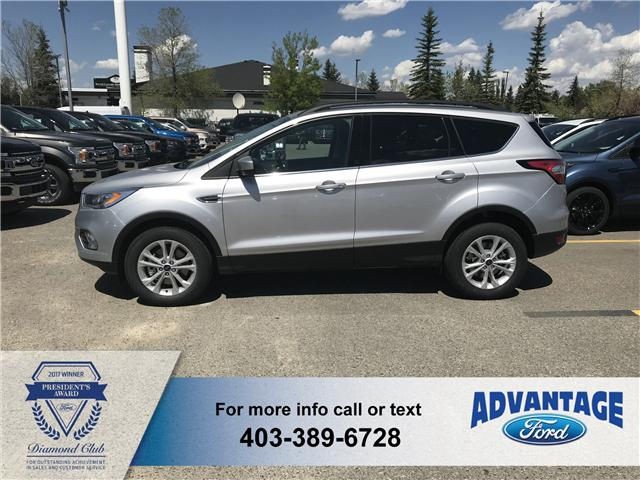 2018 Ford Escape SEL (Stk: J-745) in Calgary - Image 2 of 5