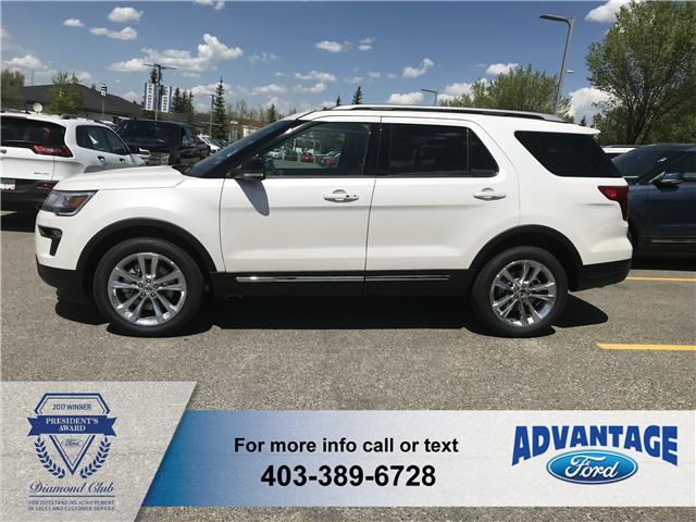 2018 Ford Explorer XLT (Stk: J-903) in Calgary - Image 2 of 6