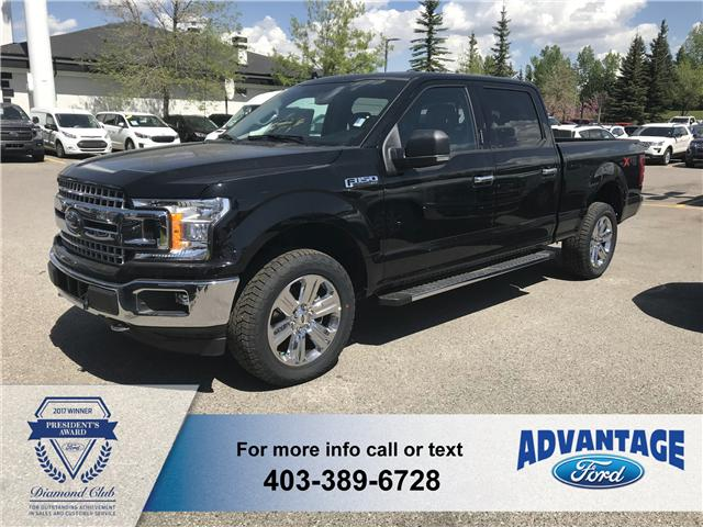 2018 Ford F-150 XLT (Stk: J-992) in Calgary - Image 1 of 5
