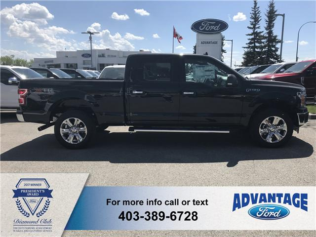 2018 Ford F-150 XLT (Stk: J-992) in Calgary - Image 2 of 5