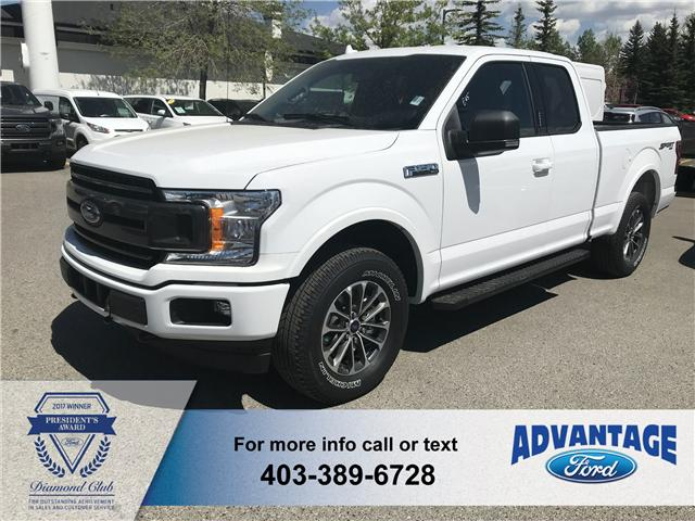 2018 Ford F-150 XLT (Stk: J-1102) in Calgary - Image 1 of 5