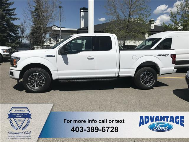 2018 Ford F-150 XLT (Stk: J-1102) in Calgary - Image 2 of 5