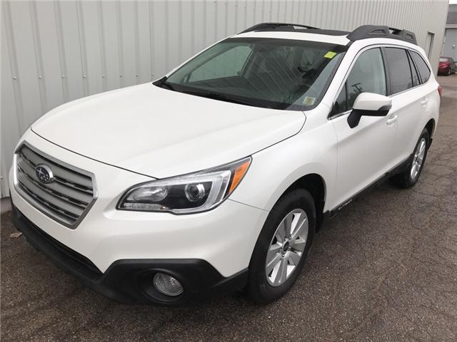 2015 Subaru Outback 2.5i Touring Package (Stk: PRO0448) in Charlottetown - Image 1 of 23