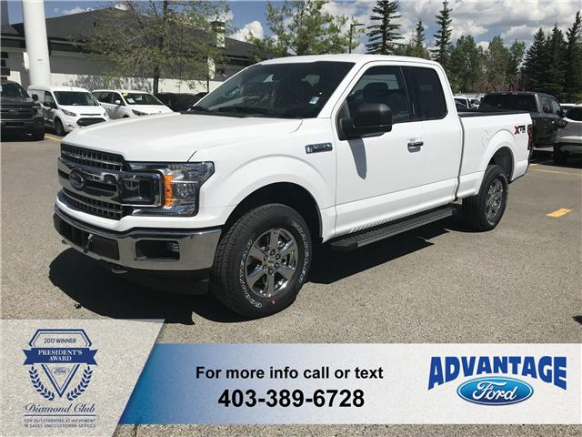 2018 Ford F-150 XLT (Stk: J-1123) in Calgary - Image 1 of 5