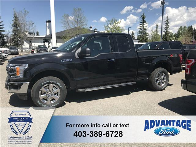 2018 Ford F-150 XLT (Stk: J-1104) in Calgary - Image 2 of 5