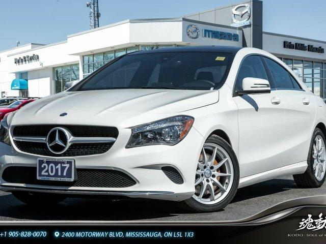 2017 Mercedes-Benz CLA 250 Base (Stk: P4356) in Mississauga - Image 1 of 22