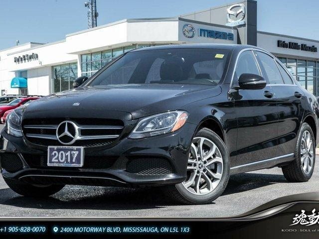 2017 Mercedes-Benz C-Class Base (Stk: P4357) in Mississauga - Image 1 of 20