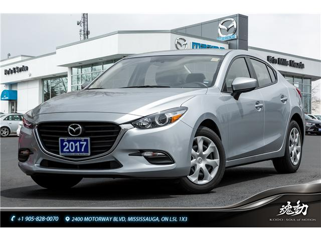 2017 Mazda Mazda3  (Stk: R0054) in Mississauga - Image 1 of 20