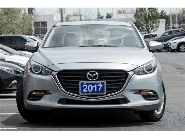 2017 Mazda Mazda3  (Stk: R0054) in Mississauga - Image 2 of 20