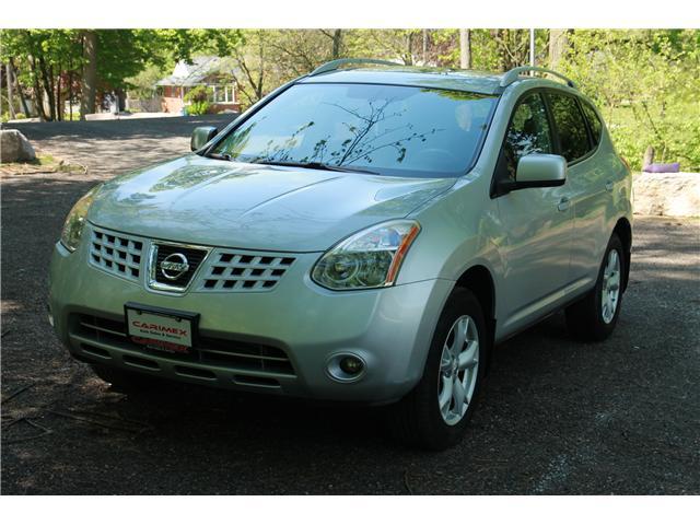 2008 Nissan Rogue SL (Stk: 1805173) in Waterloo - Image 1 of 27