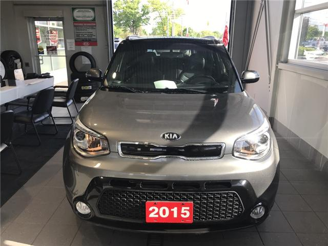 2015 Kia Soul SX Luxury (Stk: K18172A) in Windsor - Image 2 of 11