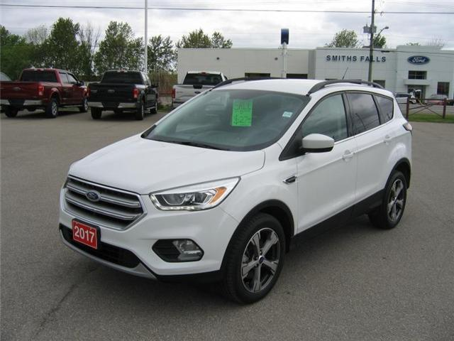 2017 Ford Escape SE (Stk: W1055) in Smiths Falls - Image 1 of 11
