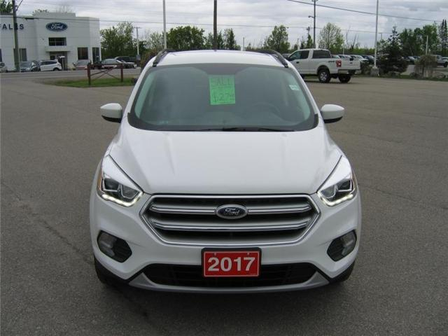 2017 Ford Escape SE (Stk: W1055) in Smiths Falls - Image 2 of 11