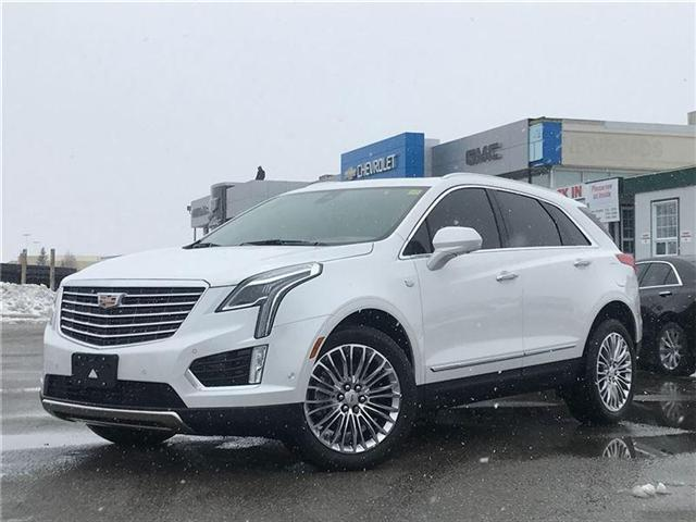 2018 Cadillac XT5 Platinum (Stk: NR12720) in Newmarket - Image 1 of 30