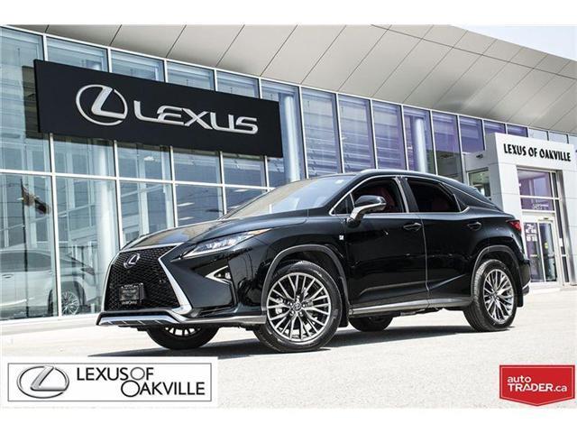 2017 Lexus RX 350 Base (Stk: UC7431) in Oakville - Image 1 of 24