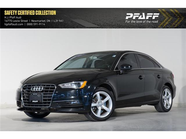 2015 Audi A3 2.0T Komfort (Stk: 52630A) in Newmarket - Image 1 of 16
