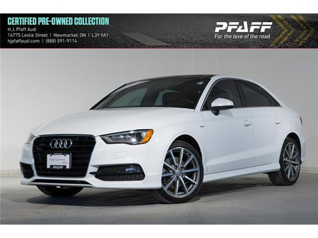 2015 Audi A3 2.0T Progressiv (Stk: 52734) in Newmarket - Image 1 of 18