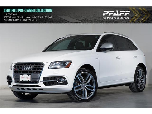 2015 Audi SQ5 3.0T Technik (Stk: 52813) in Newmarket - Image 1 of 18
