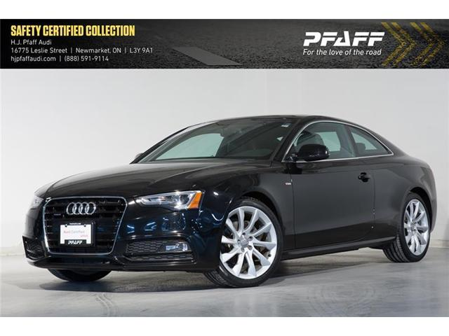 2014 Audi A5 2.0 Technik (Stk: 52793) in Newmarket - Image 1 of 17