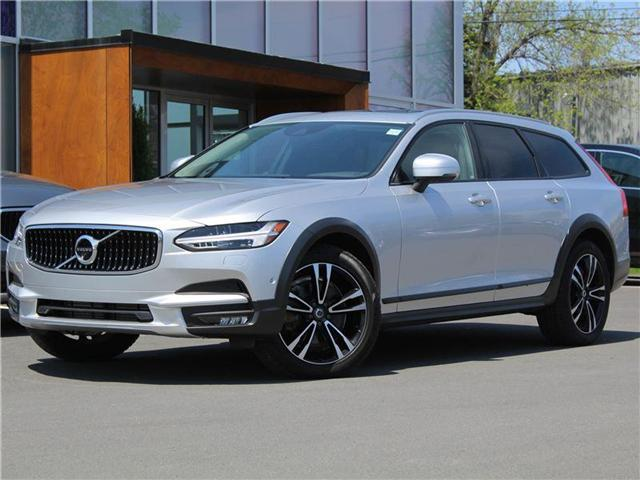 2018 Volvo V90 Cross Country T6 (Stk: V180208A) in Fredericton - Image 1 of 9