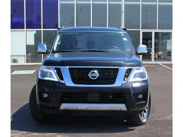 2018 Nissan Armada  (Stk: V180162A) in Fredericton - Image 2 of 30