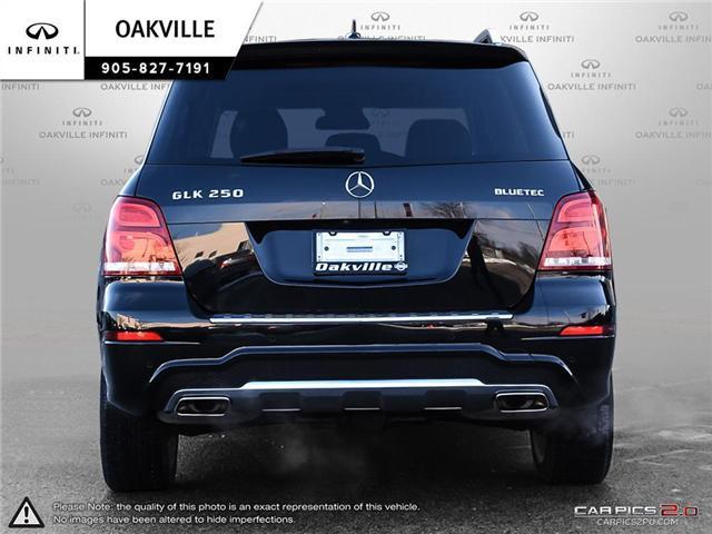 2014 Mercedes-Benz GLK-Class Base (Stk: Q17742A) in Oakville - Image 5 of 20