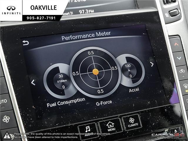 2015 Infiniti Q50 Base (Stk: Q17559A) in Oakville - Image 19 of 23