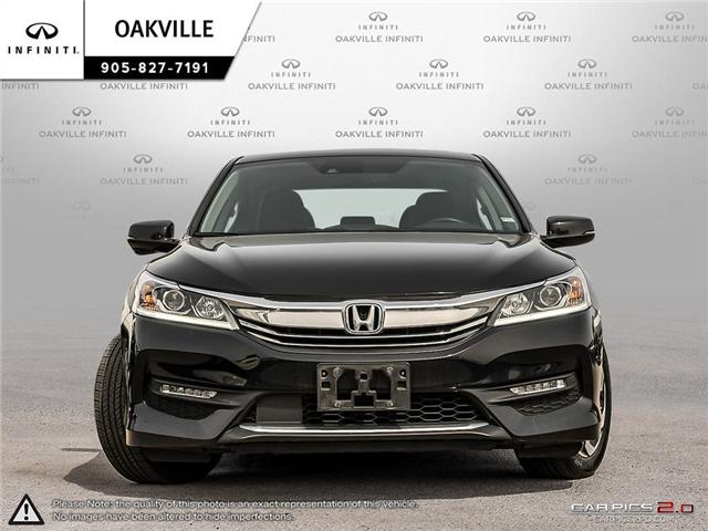 2016 Honda Accord EX-L (Stk: Q18118A) in Oakville - Image 2 of 19
