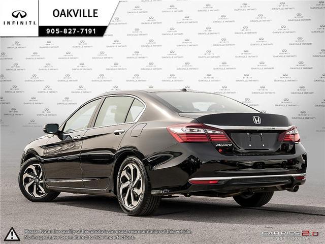 2016 Honda Accord EX-L (Stk: Q18118A) in Oakville - Image 4 of 19