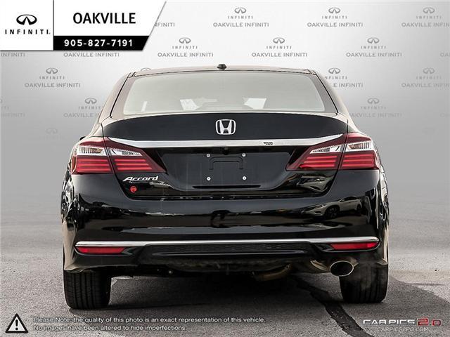 2016 Honda Accord EX-L (Stk: Q18118A) in Oakville - Image 5 of 19