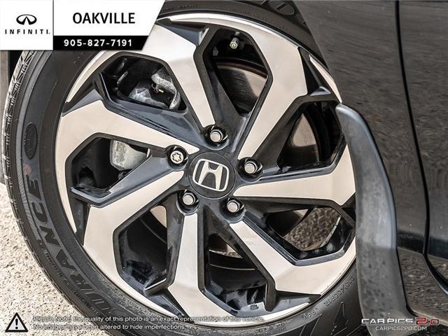 2016 Honda Accord EX-L (Stk: Q18118A) in Oakville - Image 6 of 19