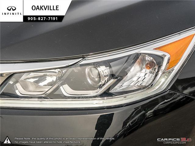 2016 Honda Accord EX-L (Stk: Q18118A) in Oakville - Image 9 of 19