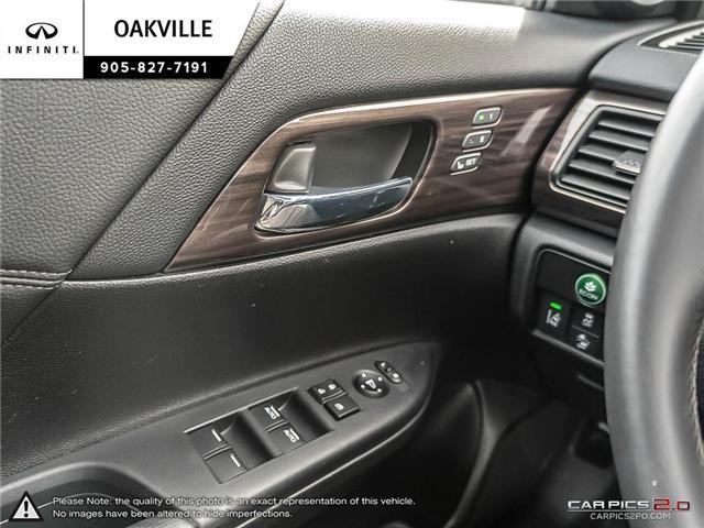 2016 Honda Accord EX-L (Stk: Q18118A) in Oakville - Image 13 of 19