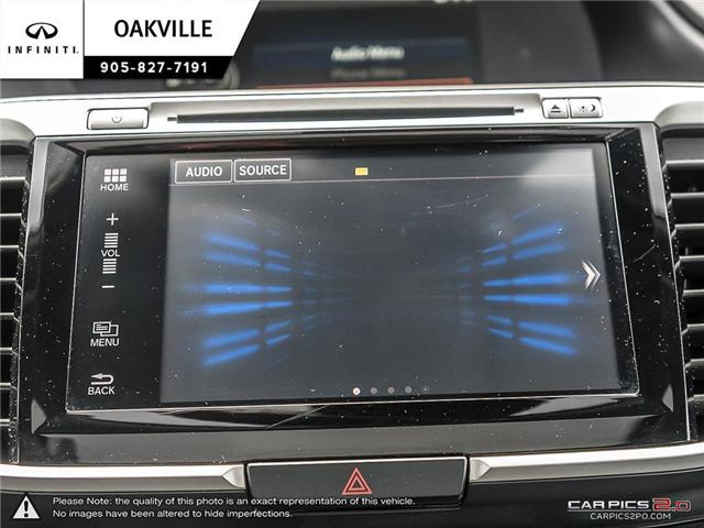 2016 Honda Accord EX-L (Stk: Q18118A) in Oakville - Image 16 of 19
