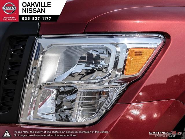 2017 Nissan Titan S (Stk: N171031A) in Oakville - Image 9 of 20