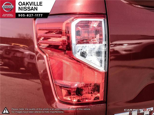 2017 Nissan Titan S (Stk: N171031A) in Oakville - Image 11 of 20