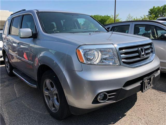 2014 Honda Pilot EX-L (Stk: 181089P) in Richmond Hill - Image 1 of 12