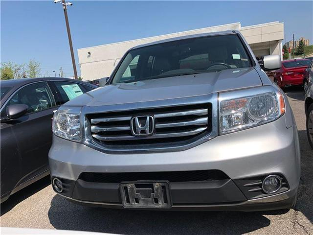2014 Honda Pilot EX-L (Stk: 181089P) in Richmond Hill - Image 2 of 12