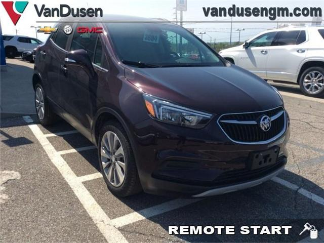 2018 Buick Encore Preferred (Stk: 183694) in Ajax - Image 1 of 21